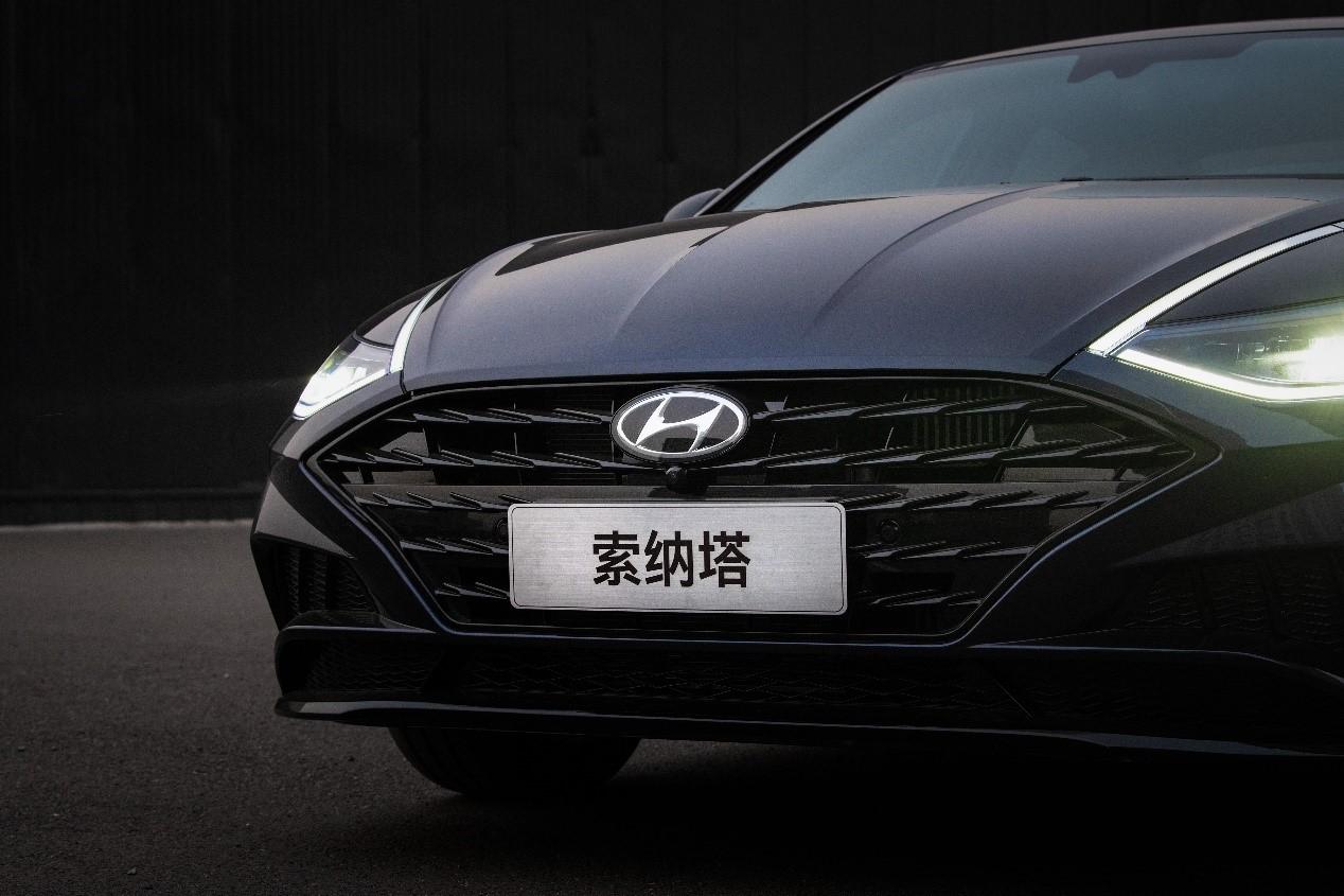 还是那个少年!第十代索纳塔时尚登场北京现代ix35第七代伊兰特