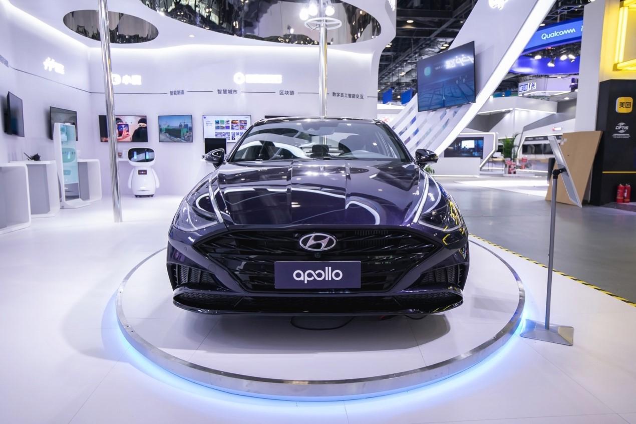 聪明的车第十代索纳塔精彩亮相2020年服贸会|北京现代ix35|第七代伊兰特